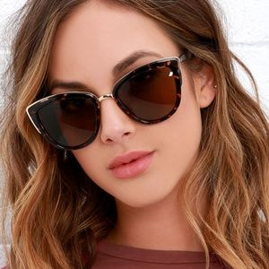 Quay My Girl Cateye Sunglasses